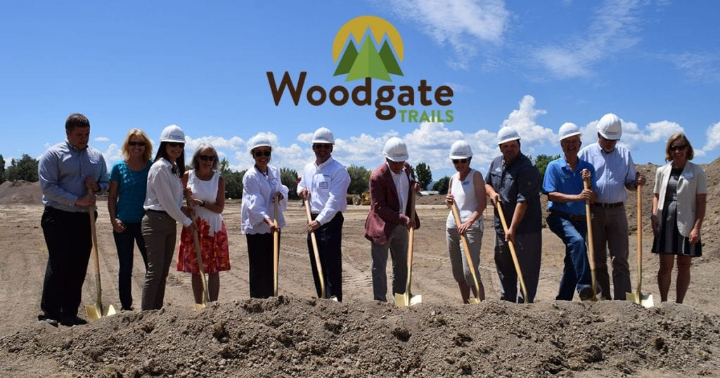 Montrose, CO- Construction is underway for Woodgate Trails!