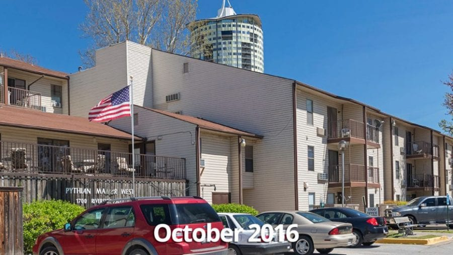 Pythian Manor, Tulsa, OK