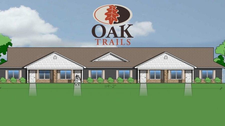 Oak Trails, San Angelo, Texas