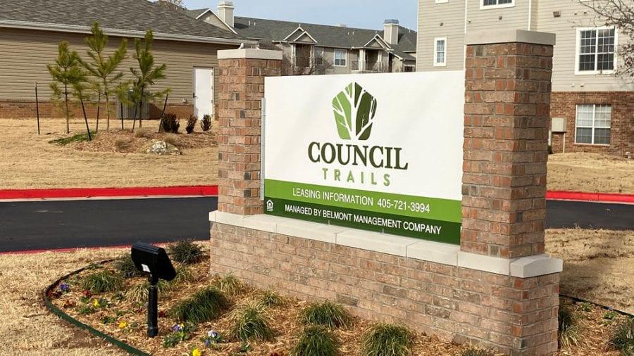 Council Trails, Oklahoma City, Oklahoma