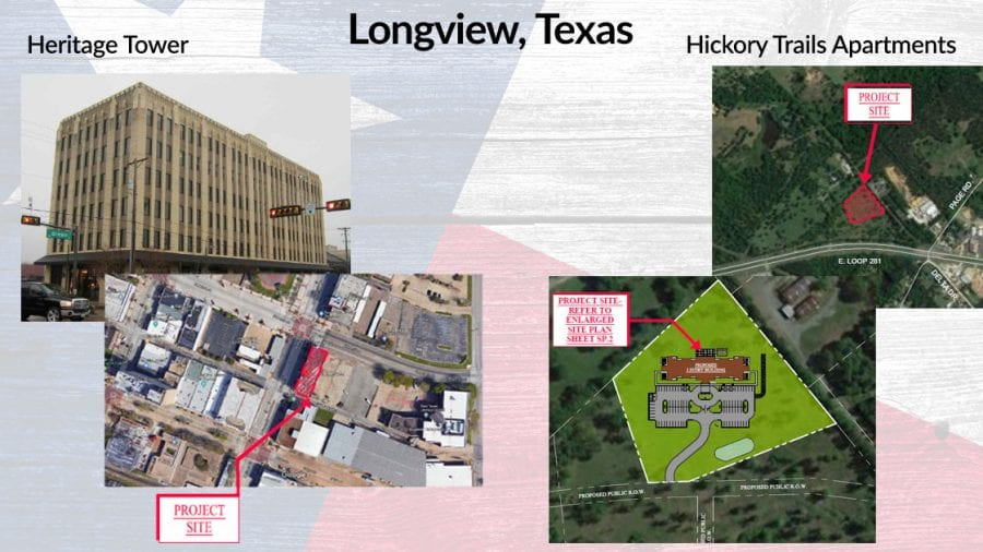 Four Corners Development, LLC Announces Two New Texas Developments!
