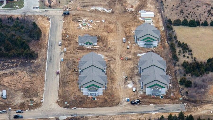 Windridge Estates, Bonner Springs, Kansas