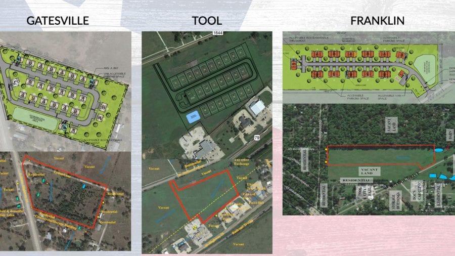 Four Corners Development Successfully Awarded 3 Developments in Texas