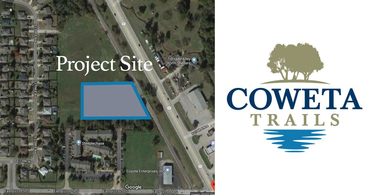 Coweta Trails Project Site