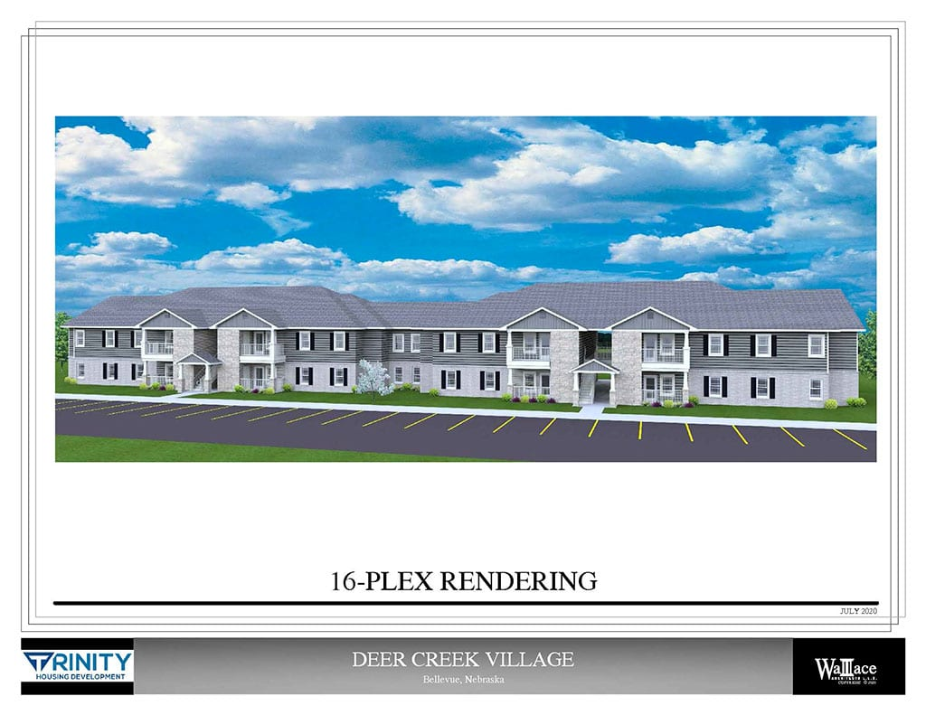 Deer Creek - 16-Plex Rendering
